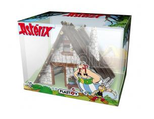 PLASTOY ASTERIX HOUSE WITH FIGURE BOX SET DIORAMA