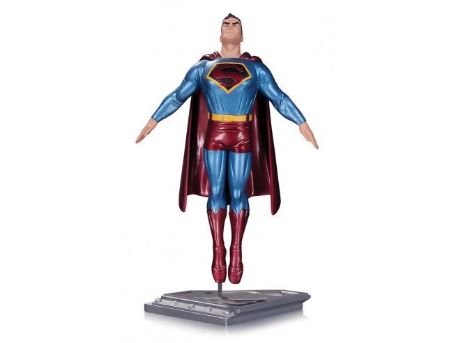 DC DIRECT SUPERMAN MAN OF STEEL BY DARWYN COOKE ST STATUA