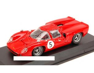 Best Model BT9582 LOLA T70 COUPE' N.5 WINNER G.P.SVEZIA 1967 Y.ROSQVIST 1:43 Modellino