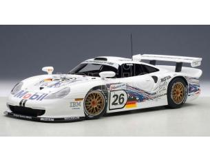 Auto Art / Gateway AA89773 PORSCHE 911 GT1 N.26 DNF LM 1997 COLLARD-KELLENERS-DALMAS 1:18 Modellino