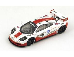 Spark Model S4405 MC LAREN F1 GTR N.30 4th LM 1996 NIELSEN-BSCHER-KOX 1:43 Modellino