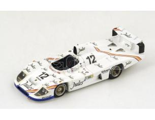 Spark Model S4433 Porsche 936/81 N.12 Le Mans 1981 MASS-SCHUPPAN-HAYWOOD 1:43
