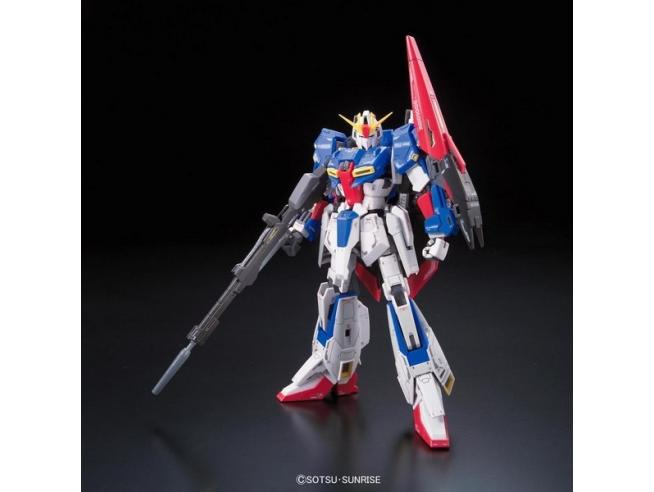 BANDAI MODEL KIT RG GUNDAM ZETA 1/144 MODEL KIT