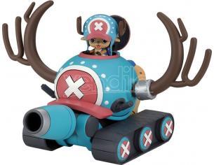 BANDAI MODEL KIT ONE PIECE CHOPPER ROBOT 1 CHOPPER TANK MODEL KIT
