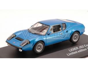 Triple 9 T9-43030 LIGIER JS2 COUPE' 1972 BLUE 1:43 Modellino