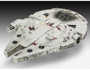 MODELLINO MILLENNIUM FALCON Star Wars Episode VII EasyKit Model Kit 37 cm Revell