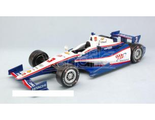 Greenlight GREEN10965 PENSKE-CHEVROLET N.3 7th INDY CAR 2015 HELIO CASTRONEVES 1:18 Modellino