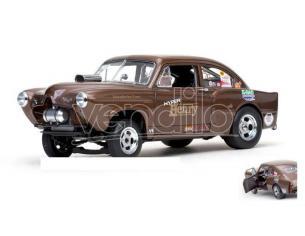SunStar SS5097 KAISER HENRY J GASSER (HIPER) 1951 BROWN 1:18 Modellino