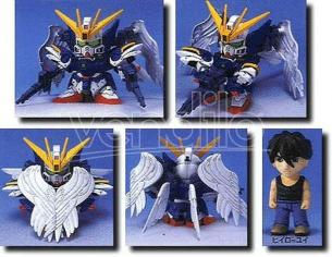 BANDAI MODEL KIT BB GUNDAM W ZERO CUSTOM 203 MODEL KIT