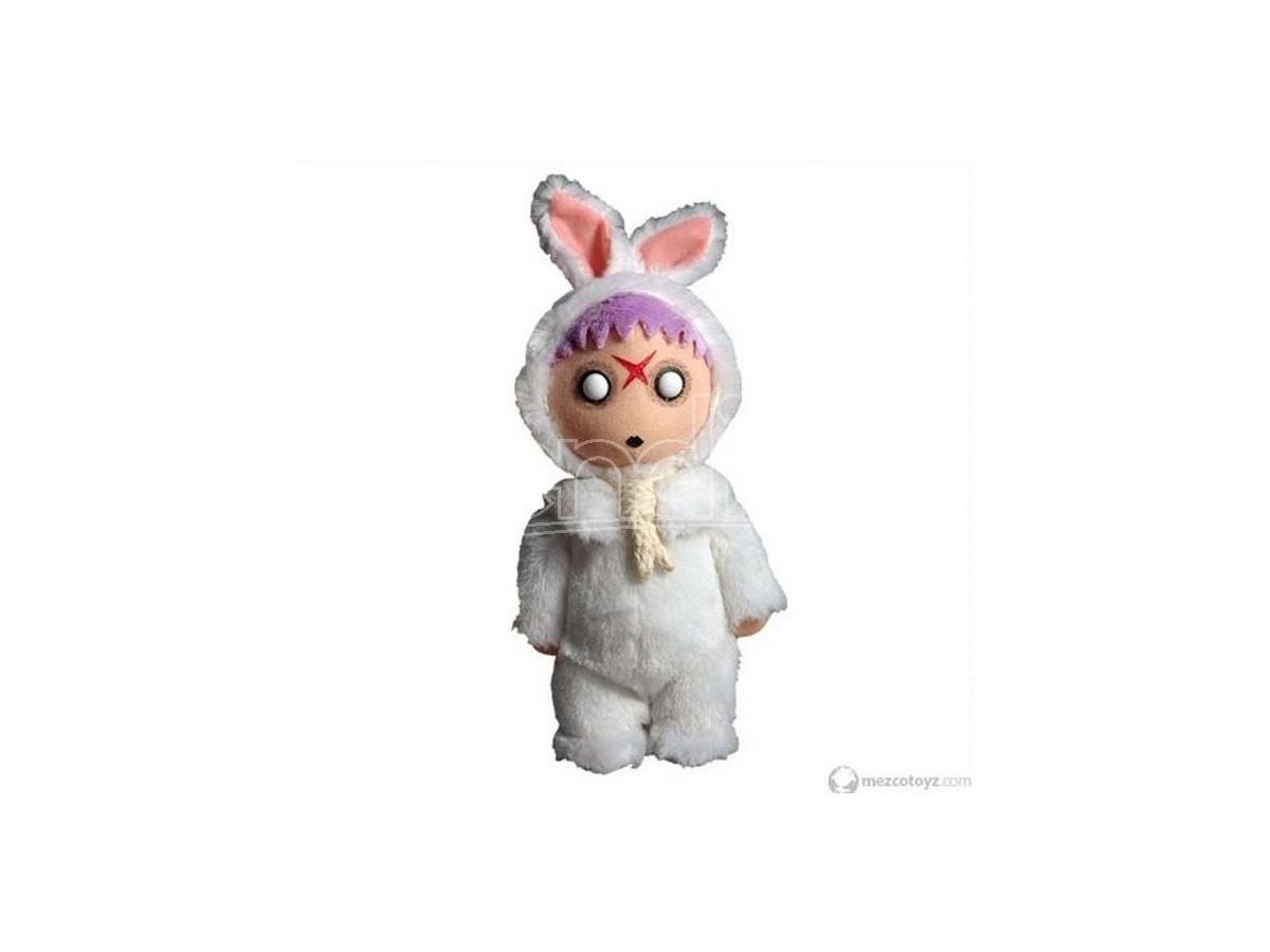 Mezco Toys Ldd Peluche S.1 Eggzorcist (white) Peluches