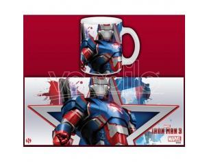 Semic Iron Man 3 Iron Patriot Tazza
