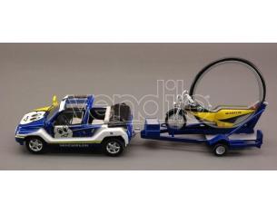 Norev NV80011 MEGA LOISIR/MOTO MICHELIN 1:43 Modellino