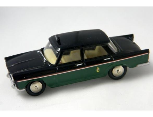 Scottoy 23 FIAT 1500 LUNGA TAXI VERDE/NERO Modellino