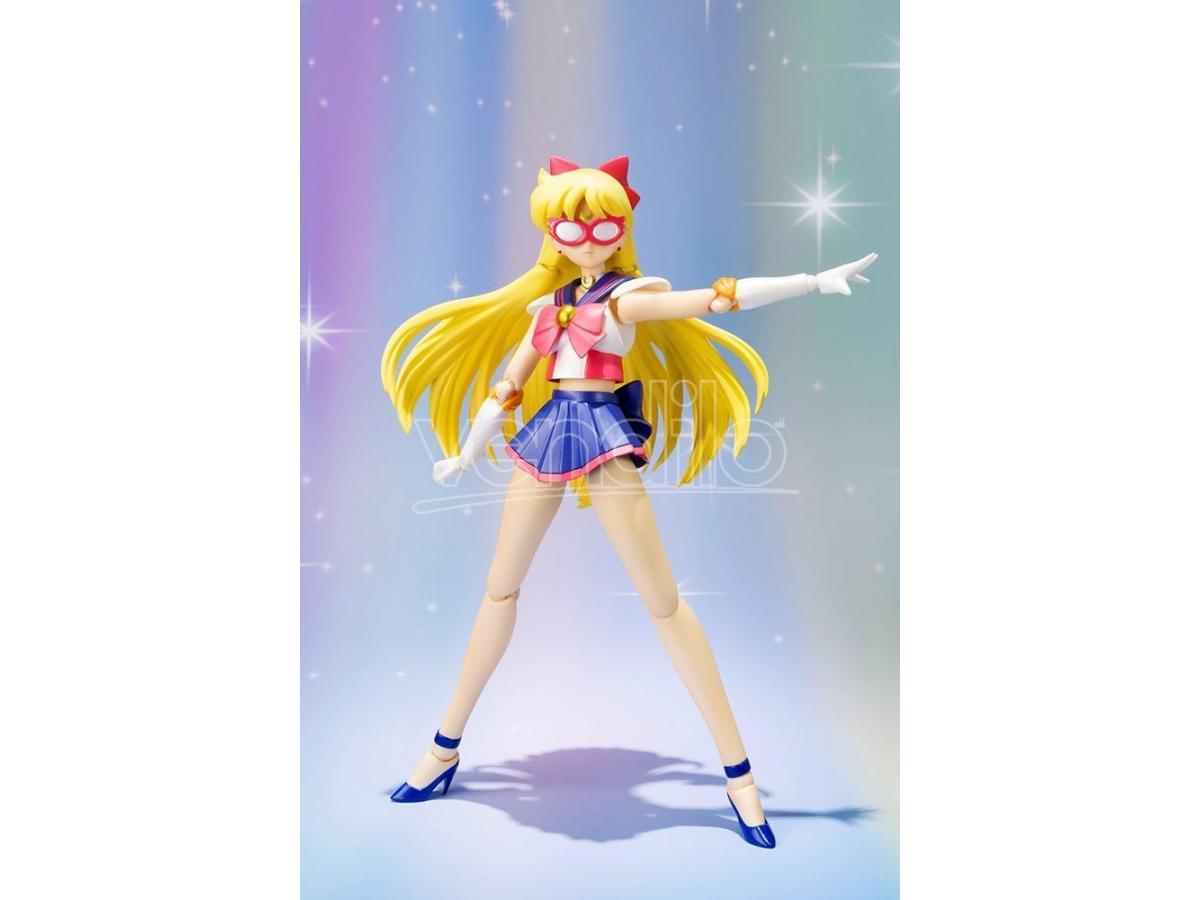 Bandai Tamashii Nation Sailor Moon Sailor V Figuarts Action Figure