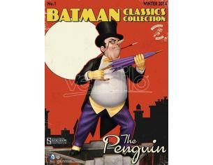 TWEETERHEAD BATMAN PENGUIN MAQUETTE (TWEETREHEAD) STATUA
