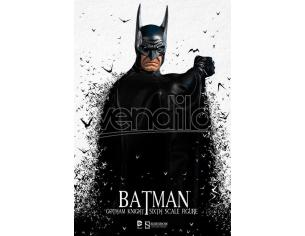SIDESHOW TOYS BATMAN GOTHAM KNIGHT 12 BATMAN AF ACTION FIGURE