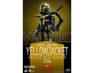 HOT TOYS ANT-MAN ARTIST MIX YELLOWJACKET COLL FIG FIGURA
