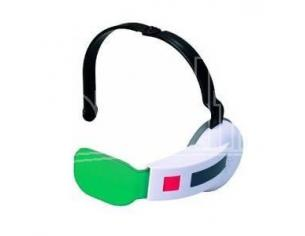 BANDAI SHOKUGAN DRAGON BALL Z SAIYAN SCOUTER DISPLAY (6) REPLICA