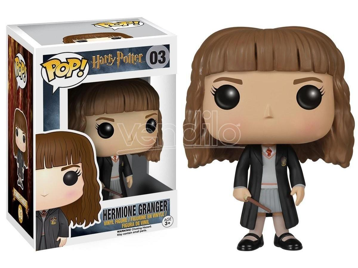 Funko Harry Potter POP Movies Vinile Figura Hermione Granger 10 cm