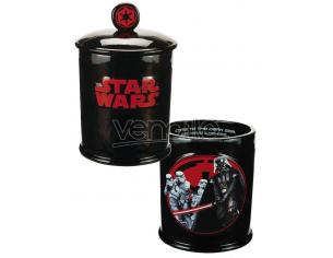 Star Wars Portabiscotti Cookie Jar Darth Fener Vader Joy Toy