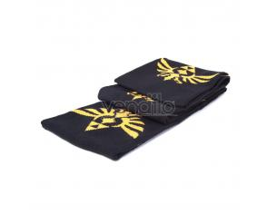 The Legend of Zelda Scarf Logos Bioworld