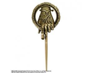 Spilla Game of Thrones Pin The King's Hand Noble Collection