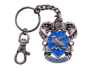Portachiavi Corvonero Harry Potter Metal Keychain Ravenclaw 5 cm Noble Collection