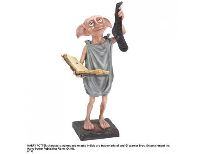 Statua Dobby con Calzino Harry Potter 24 cm Noble Collection