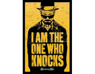 Breaking Bad Poster Pack I Am The One Who Knocks 61 x 91 cm pz 5 Pyramid International