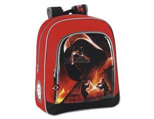 Zaino Zainetto scuola palestra piscina Darth Vader Star Wars Backpack 38 cm Safta