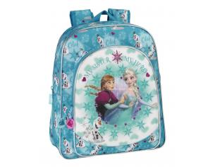 Zaino Zainetto scuola palestra piscina Frozen Backpack Ice Skating 38 cm Safta