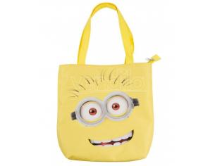 Minions Borsa Portatutto Minions Faces 32 X 30 Cm United Labels