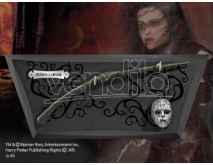Bacchetta Magica Bellatrix Lestrange Espositore Harry Potter Noble