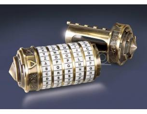 Cryptex Codice da Vinci Dan Brown Code Mini Noble Collection