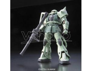 BANDAI MODEL KIT RG ZAKU II MS-06F 1/144 MODEL KIT