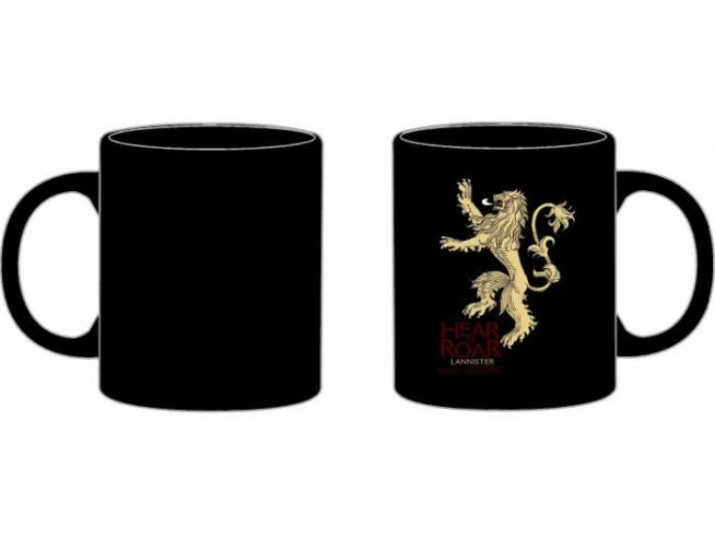 SD TOYS GAME OF THRONES MUG HEAR ME ROAR LANNIST TAZZA