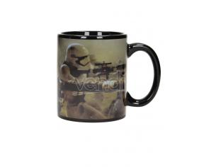SD TOYS SW EP7 STORMTROOPERS BATTLE BLACK MUG TAZZA