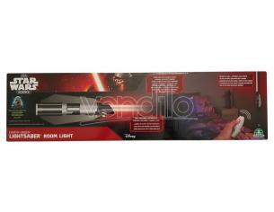 Lampada Parete Spada Laser Darth Fener Vader Star Wars 60 cm Uncle Milton