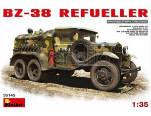Miniart MIN35145 BZ-38 REFUELLER KIT 1:35 Modellino