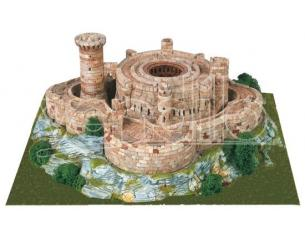Aedes Ars AS 1004 CASTELLO DI BELLVER ESPANA SEC.XIV PCS 3200 1:350 Kit Modellino