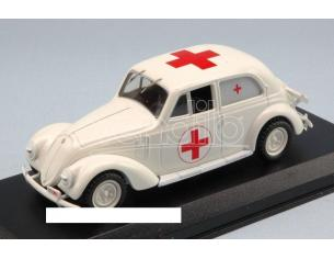 Best Model BT9595 FIAT 1500 CROCE ROSSA ITALIANA 1936 1:43 Modellino