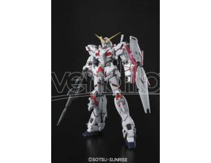 BANDAI MODEL KIT MG GUNDAM UNICORN SCREEN IMAGE 1/100 MODEL KIT