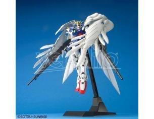 BANDAI MODEL KIT MG GUNDAM W ZERO CUSTOM 1/100 MODEL KIT