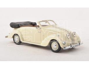 Neo Scale Models NEO45935 ADLER 2,5L CONVERTIBLE 1937 CREAM 1:43 Modellino