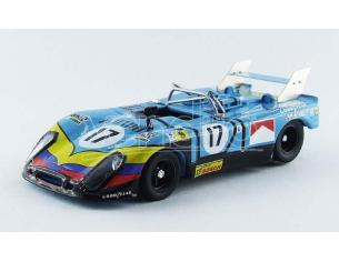 Best Model BT9525 PORSCHE 908/2 FLUNDER N.17 32th LM 1974 MERELLO-ORTEGA-RANFT 1:43 Modellino