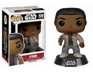 Star Wars Episode VII POP Vinyl Bobble Head Finn 10 cm Funko