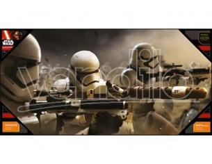SD TOYS POSTER SW EP7 STORMTROOPERS BATTLE GLASS POSTER