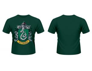 Harry Potter  Maglietta Serpeverde  T Shirt Slytherin Crest Size Xl