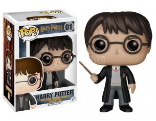 Harry Potter Funko POP Vinile Figura Harry Con Bacchetta 9 cm