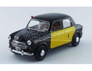 Rio RI4449 FIAT 1100 TAXI BARCELLONA 1956 1:43 Modellino